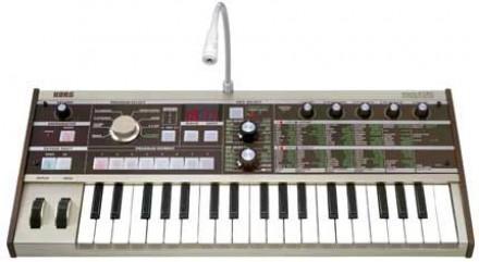 Синтезатор Korg MICROKORG MK1: фото